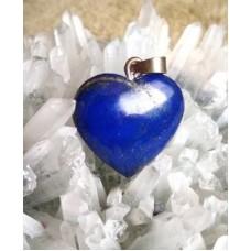 Lapis Lazuli Heart Pendant 19