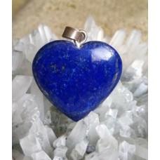 Lapis Lazuli Heart Pendant 21