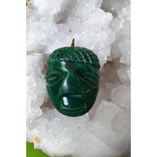 Malachite Face 01