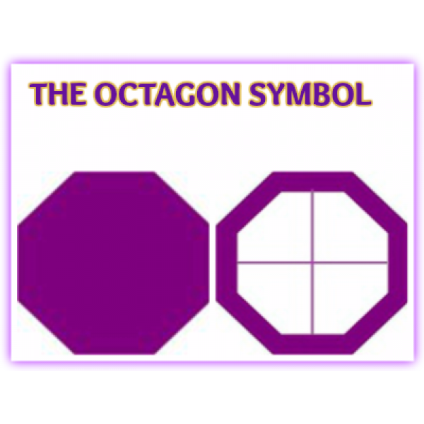 How to Use The Octagon Symbol For Healing Audio