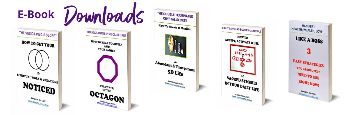 Crystals E-Books
