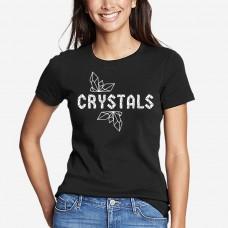 Crystals Art - UNISEX Crew Neck