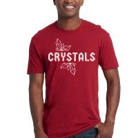 Crystals Art - UNISEX Crew Neck