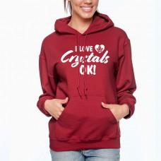 Crystal Lovers UNISEX Hoodies