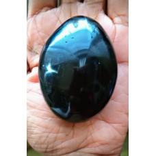 Black Tourmaline Palm- MED