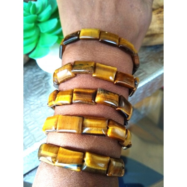 Tiger Eye Bracelet -A