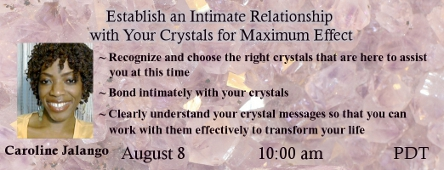 Crystal & Stone Guardians Telesummit Event
